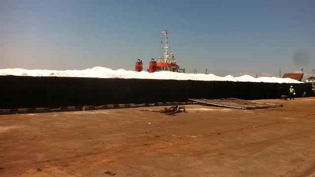 Impor Garam Industri Masuk ke RI dalam Tiga Minggu